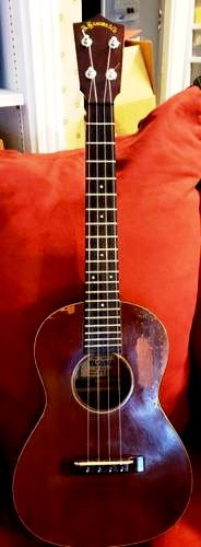 K Yasuma and Co. tenor Ukulele