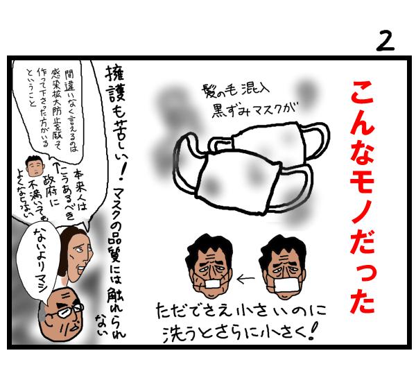 いらない アベノマスク