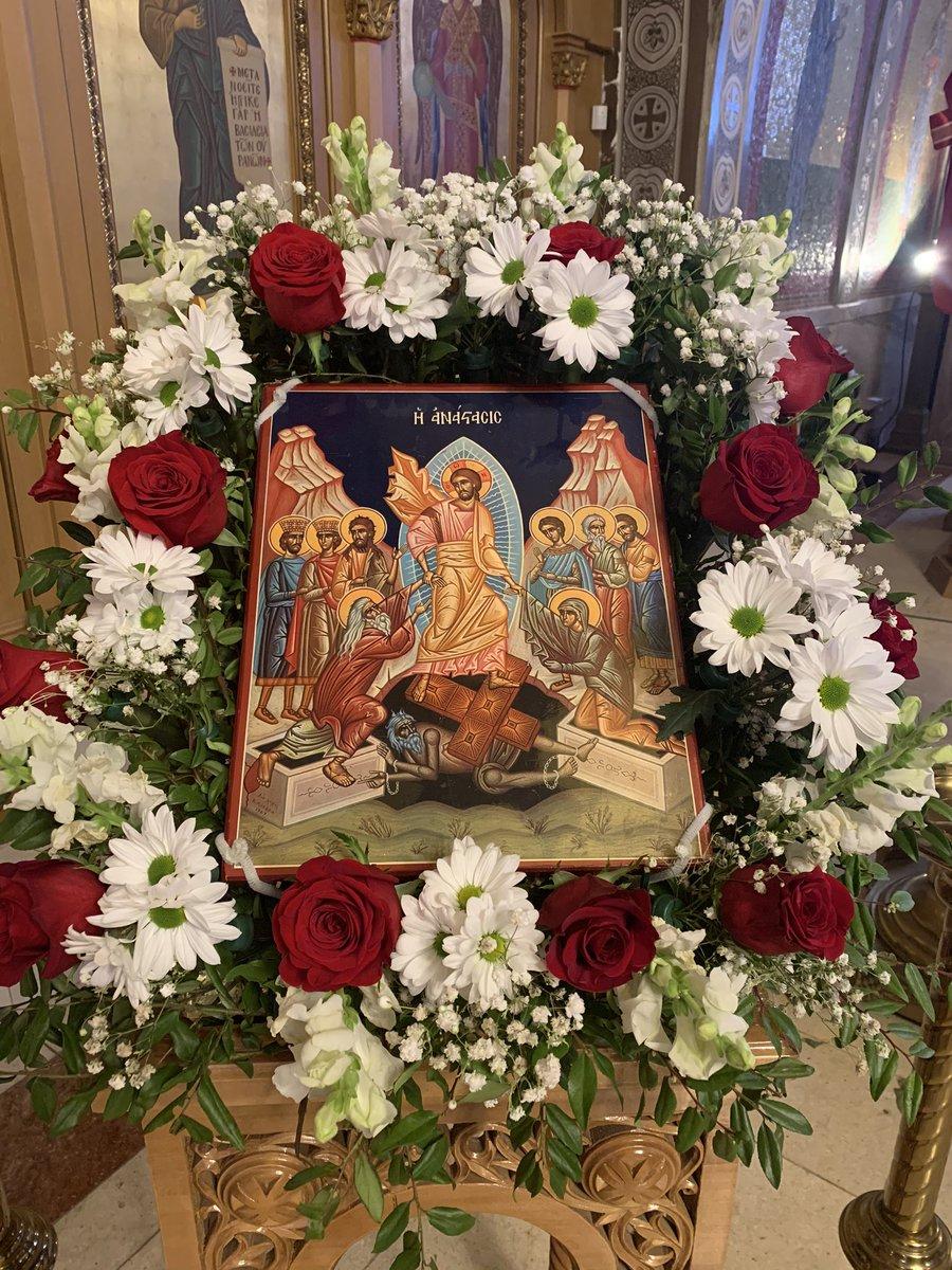 Christ is Risen! Truly He is Risen! ✝️ #Pascha #Resurrection #XristosAnesti #OrthodoxChurch @transgoc