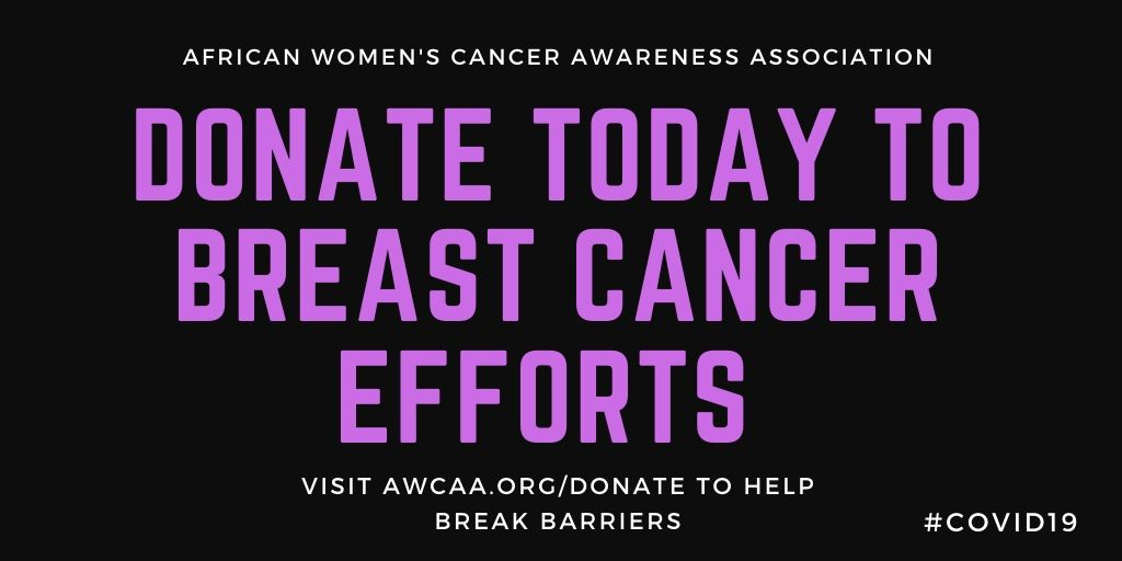 While #CoVid19 fighting thousand, we're putting up a bigger fight for those affected by #BreastCancer. Join us in our fight today at: !  #CancerAwareness  #Donate #Share #BlackTwitterLive #MarketingMonday #StayHomeSaveLives #StayatHome