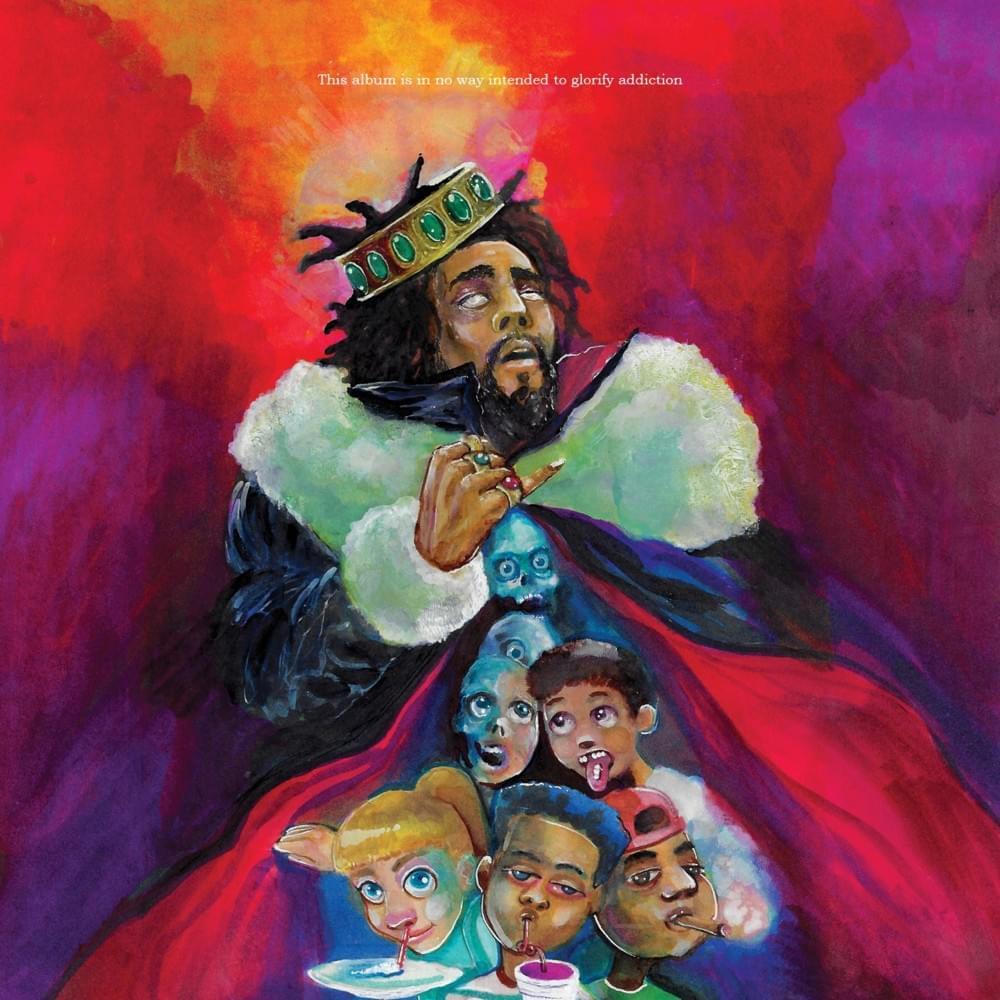 2 years ago today J. Cole released his fifth studio album 'KOD' 💿