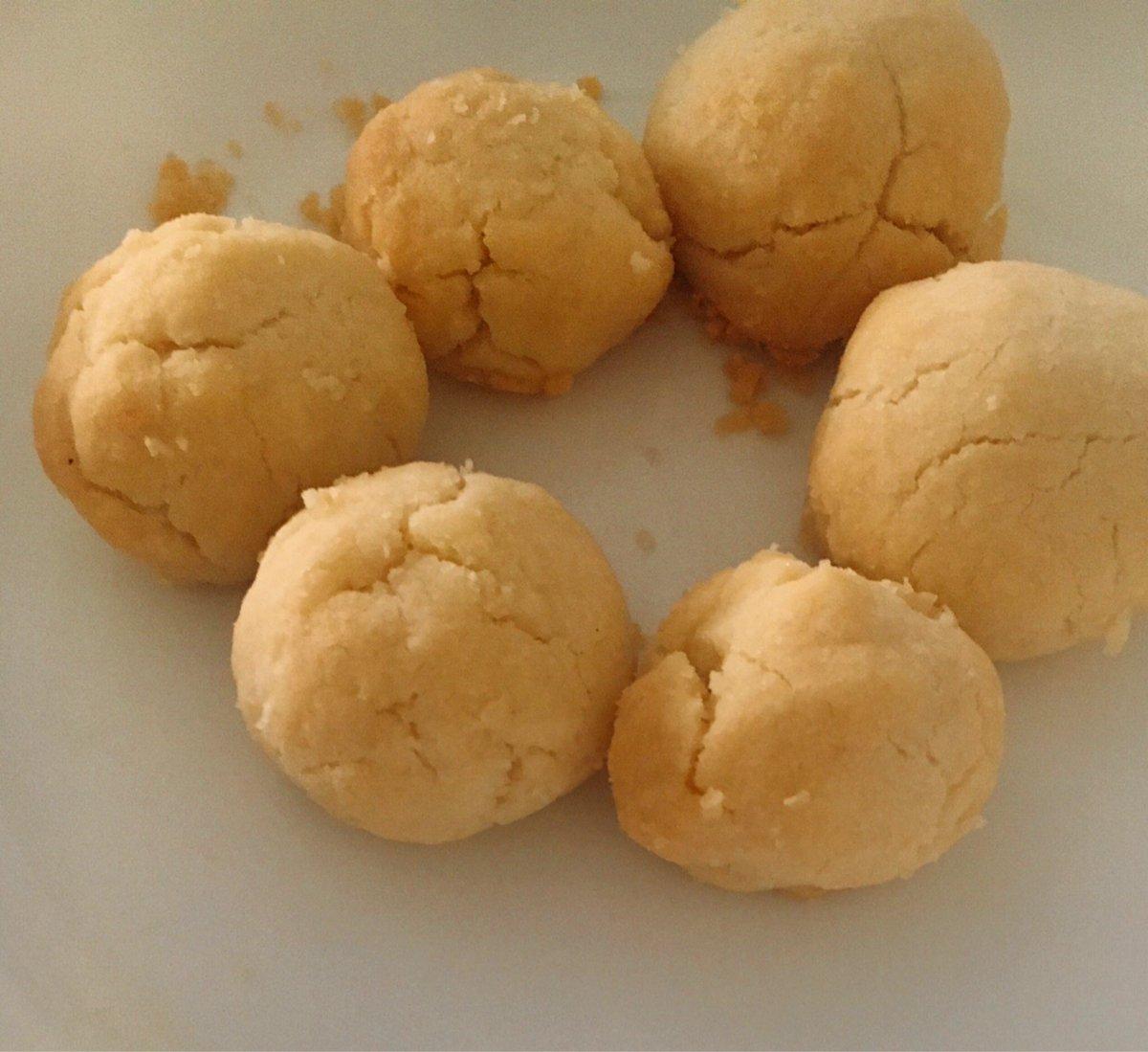 スノー ボール クッキー レンジ