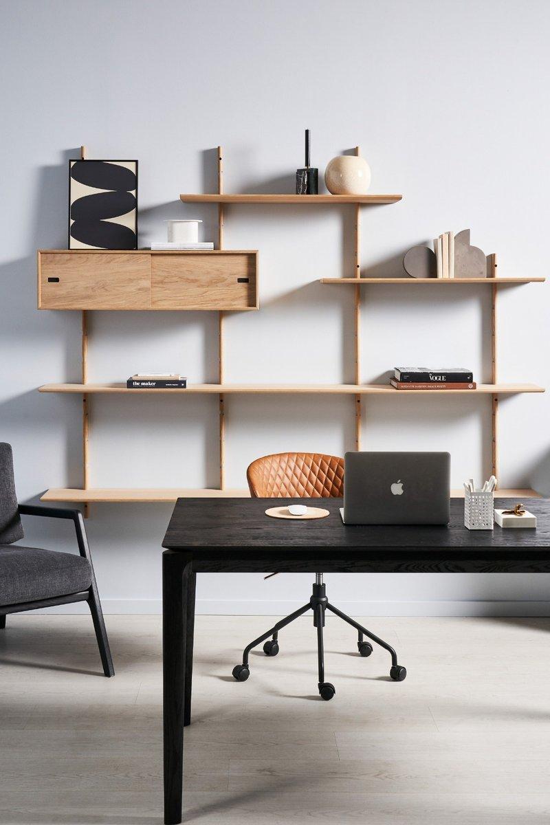 Wfh Goals Ample E On Desk Storage