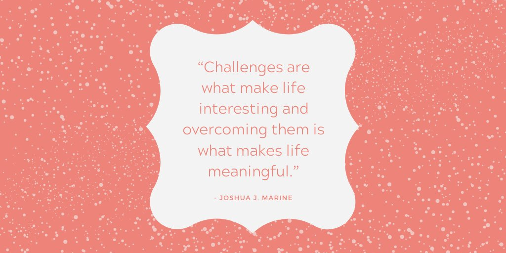 How will you challenge yourself today? #MotivationalMonday #oneCCPS #CCPSstrong