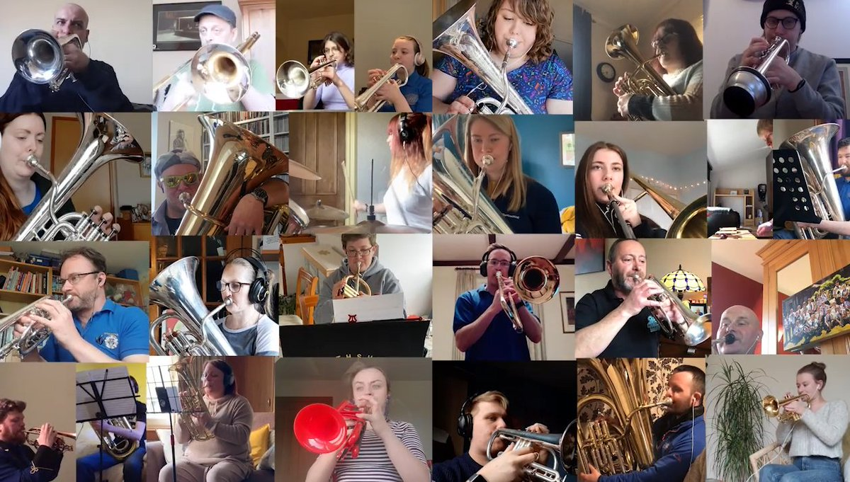 Thanks to our friends at Perthshire Brass for brightening up the #lockdown https://t.co/HfnyVVLn5V @pkcMusicService @PerthandKinross @The_PA @courier_pshire @JamboureePerth @PKMusicF @MusicMattersPKC @PerthSymphOrch #StayingAtHome https://t.co/NObBF58QrL