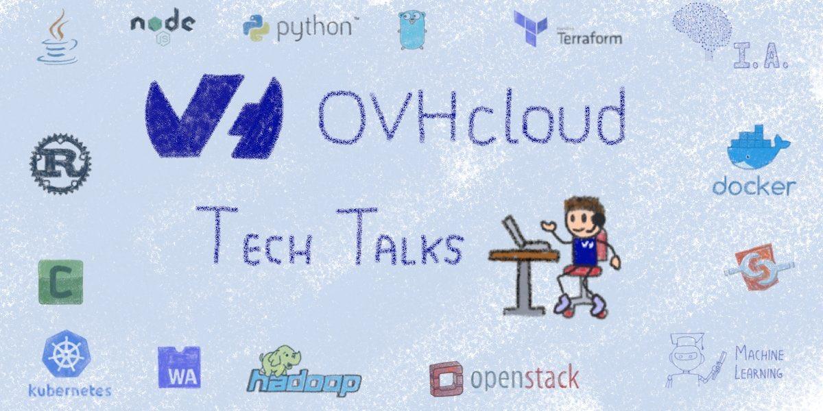 On continue sur notre lancée ! Jeudi 23 avril à 17h, joignez-vous à @Hennart lors de l'épisode 4 @OVHcloud_FR #TechTalk «La télémétrie au secours de l'agilité». Pour vous inscrire, c'est par ici 👇🏼https://t.co/pfZhGWUa2d https://t.co/00Ek9tykrH