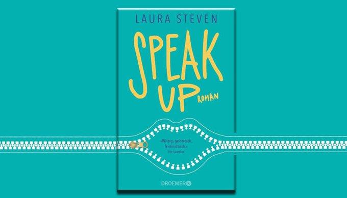 Laura Steven: Speak up