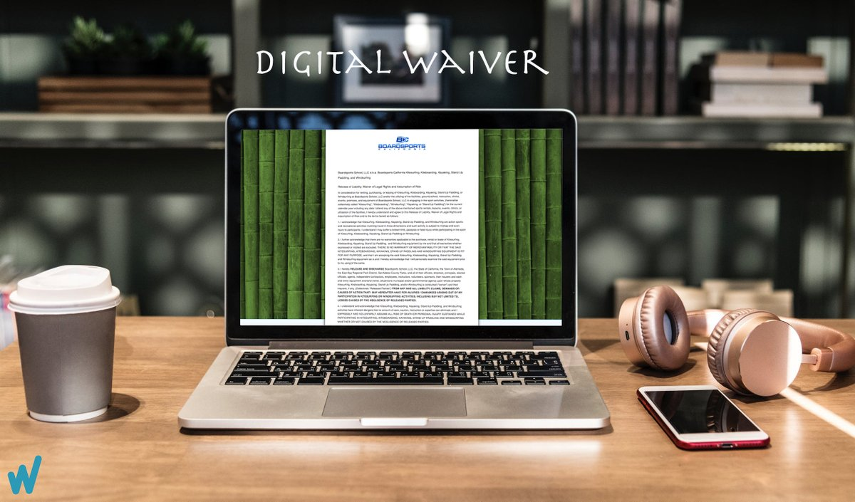 This digital waiver app enables business to collect electronic waiver signature. #OnlineReleaseForm #OnlineWaiverSystem #WaiverOnline #OnlineWaiverApp #SignWaiverOnline #DigitalReleaseForm #WaiverPlatform #OnlineMinorLiabilityWaiver https://t.co/nuHJWrNWNU https://t.co/Fm2Z2w4EZb