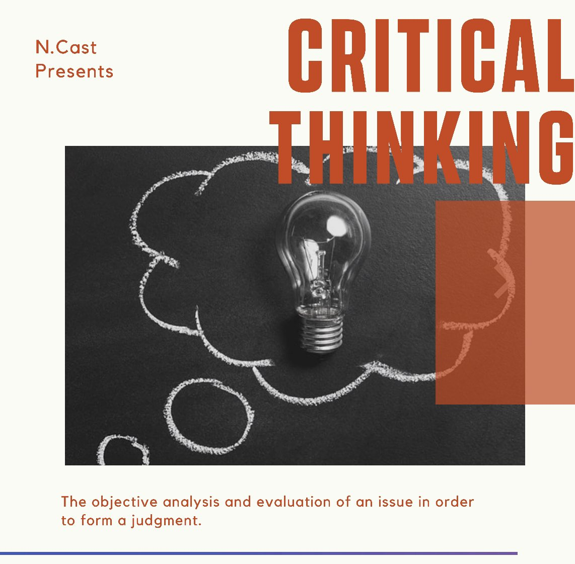 Up Next: Critical Thinking  #podcast #podcaster #mediapic.twitter.com/9EhhE9dMzr