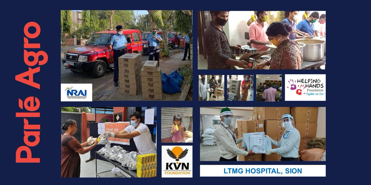 We along with the @PJC_Foundation have touched the lives of people across India by providing beverages and medical kits ! A few glimpses of the work we, along with NGO's, food service agencies and hospitals are doing to support local communities. https://t.co/4uz0hVx0Oz