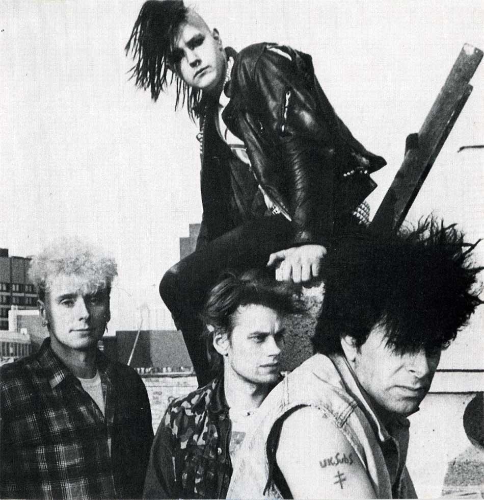Happy Birthday #CharlieHarper, singer with #punk band, #UKSubs, who scored the 1979 UK No.26 single 'Stranglehold'.pic.twitter.com/pmqTiOGQA2