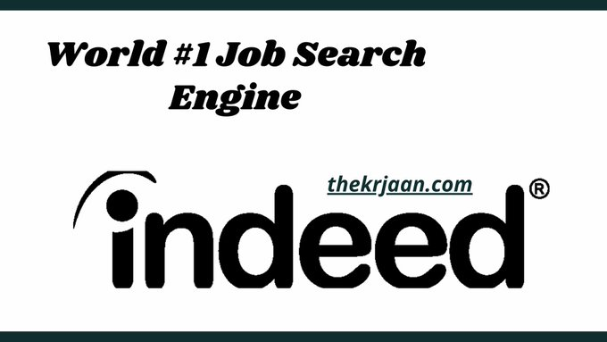 Indeed.com Jobs World #1 Job Search Engine