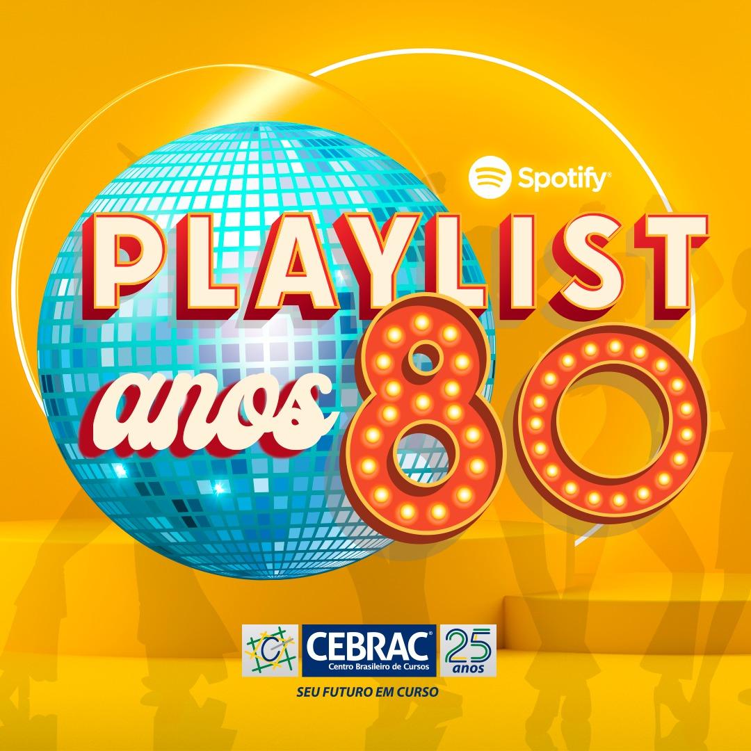 Hoje é dia do Disco e para comemorar, criamos uma playlist especial dos anos 80. 💽🎶 Clique para ouvir: https://t.co/GMUBKZr9oO #diadodisco #anos80 #cebrac #edtech https://t.co/S3UHZ77viD