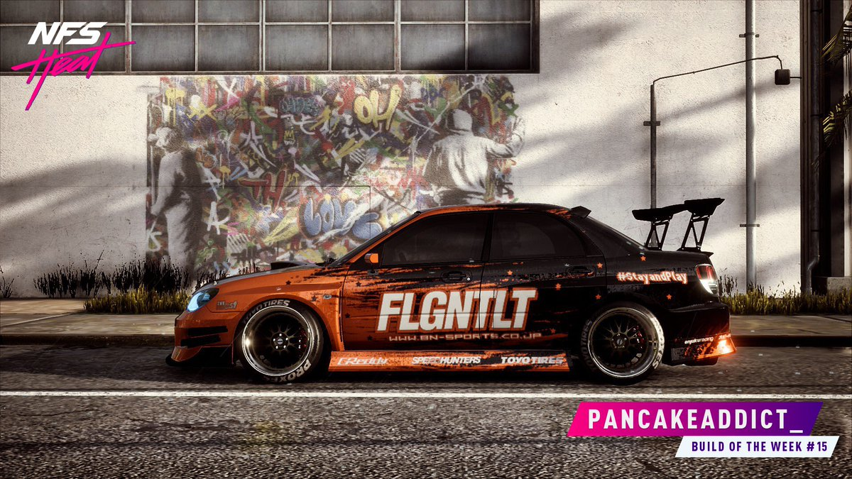 Creating liveries in a garage counts as working from home, right? Our faves 👉 x.ea.com/63042 #NFSBotW #StayAndPlay