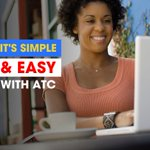 It's simple and easy with ATC!Call us today for all of your tax prep needs!#atcincometax