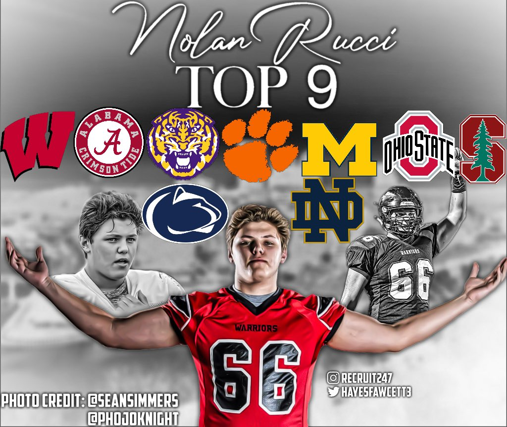 Top 9 ⏳ Edit: @Hayesfawcett3