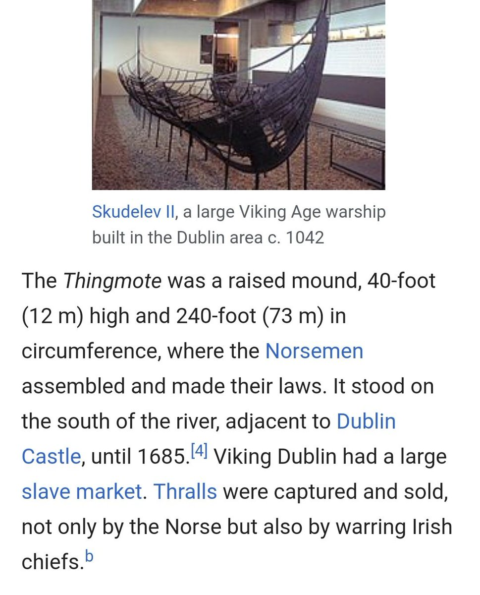 Bring back the Thingmote! Iceland still have their Thing site and use it for important public events pic.twitter.com/G4fze9JYEl