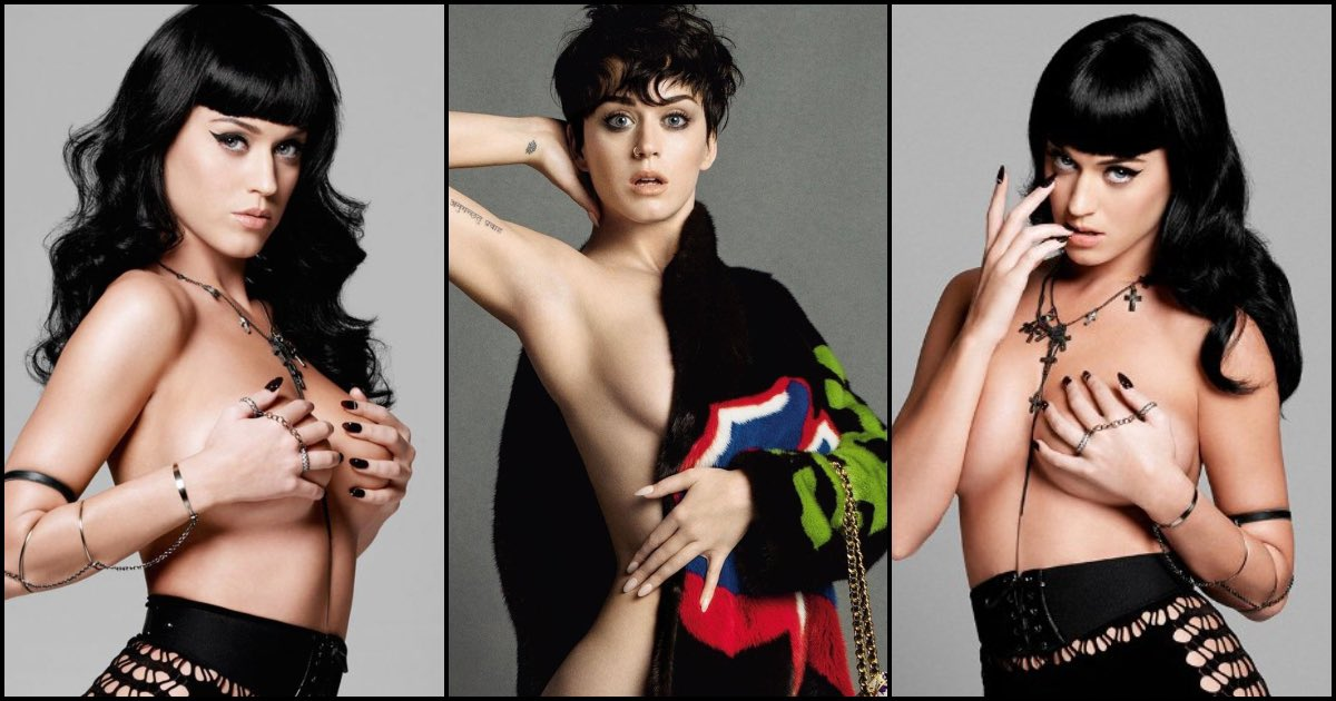 Katy perry's gq cover story