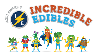 There's still time to sign up for free to the @AgriAware  Incredible Edible Family Challenge! https://t.co/WHqtsnLrrw #IncredibleEdibles2020 https://t.co/jR8zuN7TKC