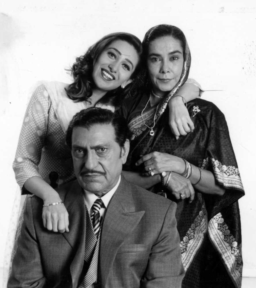 """Film History Pics on Twitter: """"Surekha Sikri turns 75! here in national  award winning role in 'Mammo' and in 'Zubeida'… """""""