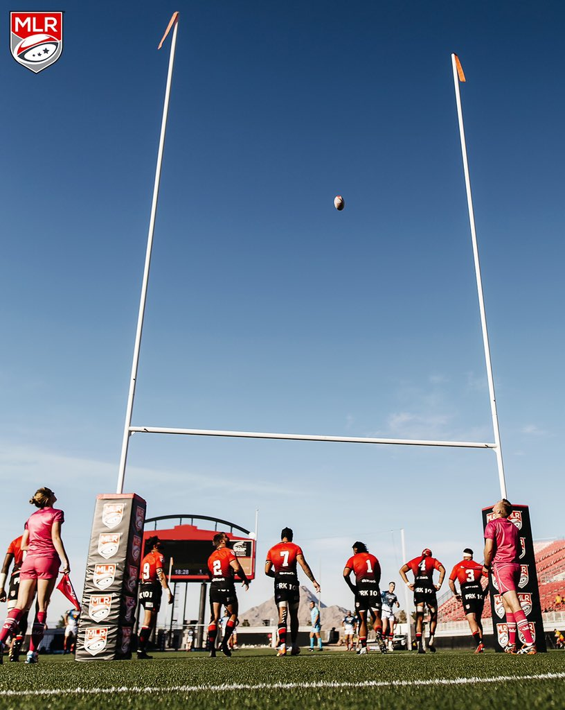Major League Rugby على تويتر Delve