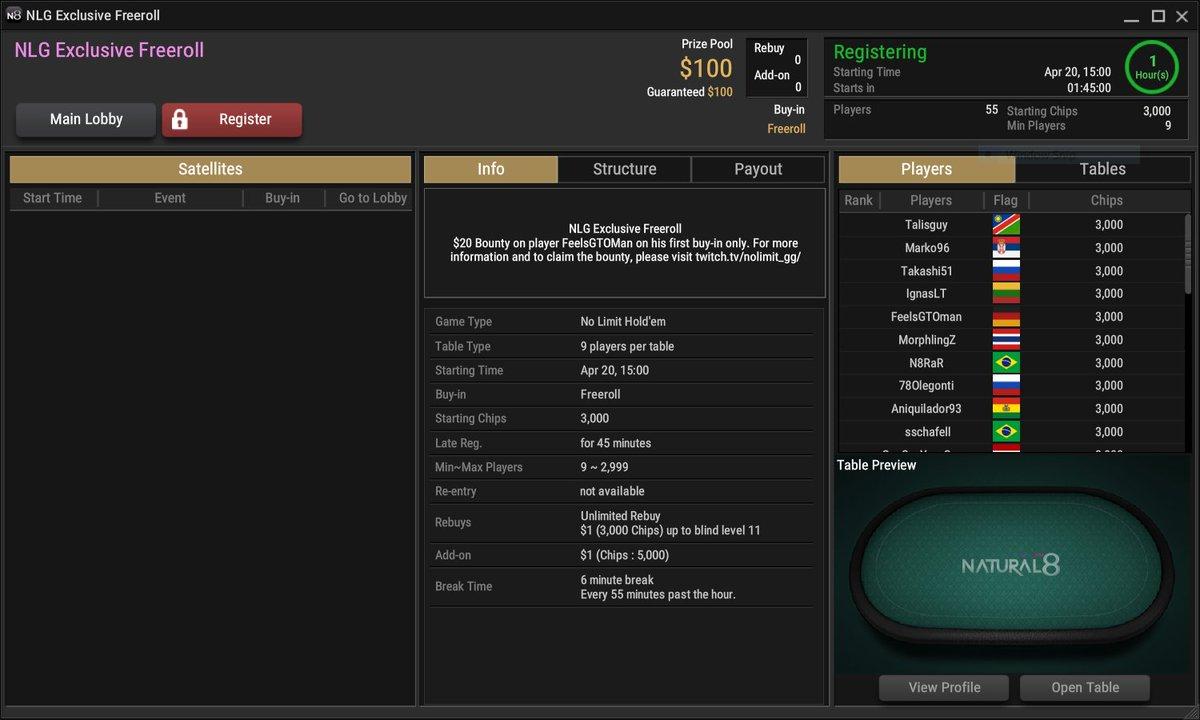 Онлайн покер шоу пароль на фриролл онлайн казино с минимальным пополнением