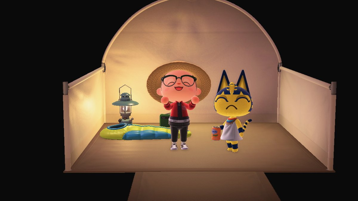 #AnimalCrossing #ACNH #NintendoSwitch https://t.co/9ejChGBaOw