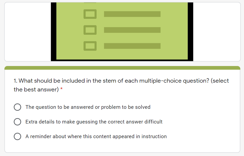Pattishank On Twitter If You And Your Team Struggle With Writing Valid Multiple Choice Questions You Need My Multiple Choice Question Course Https T Co Qhx9ojk1tq Please Tell Others Instructionaldesign Nomorebadmcqs Https T Co Rs6qliv9vq