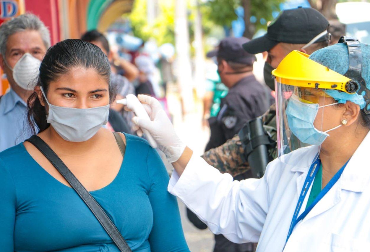 San Salvador concentra mayoría de casos de Covid-19