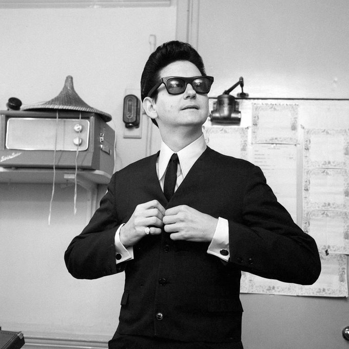 Oh, Roy Orbison!   Happy birthday to one of the greatest voices of all time
