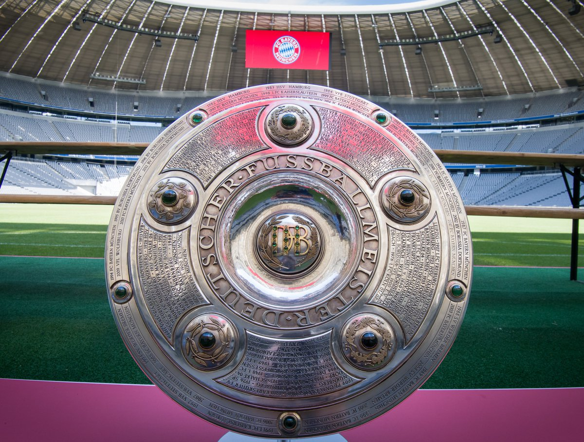 BREAKING: Reports in Germany claim that the Bundesliga could return on the 9th of May..  JUST OVER TWO WEEKS!!! 😳😳😳  I am BEGGING 🙏🏻 https://t.co/RvTIxkn2Pu