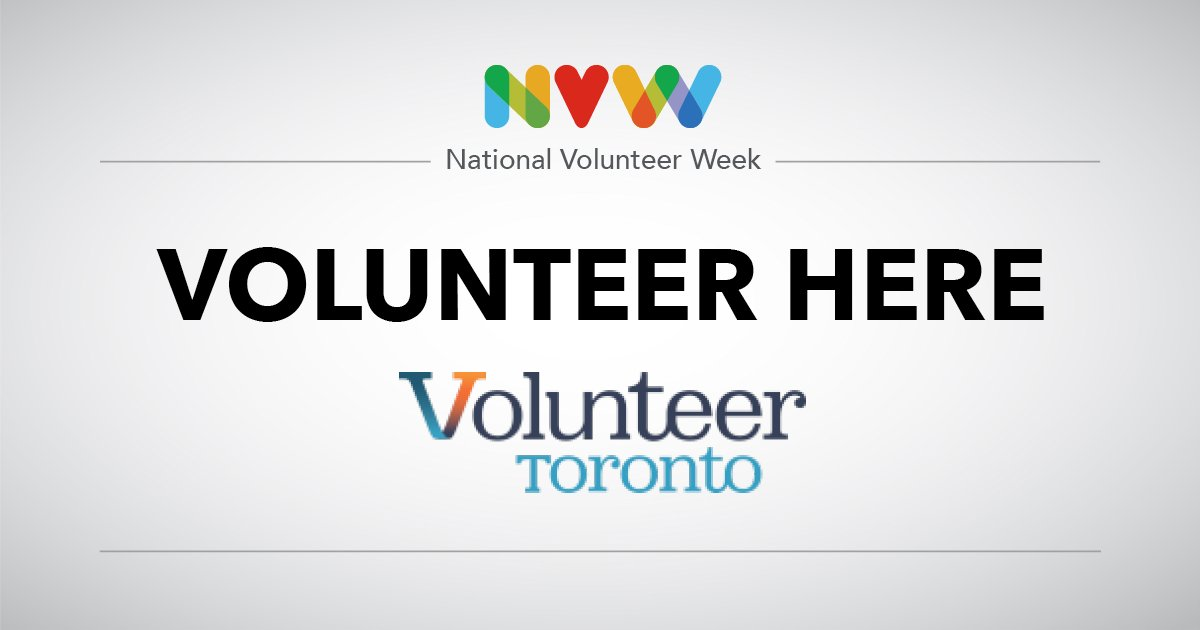 United Way Greater Toronto On Twitter Everyone Has A Crucial Role To Play In Reducing The Impact Of Covid 19 On Our Most Vulnerable Sign Up To Volunteer With Volunteer Toronto Volunteerto From