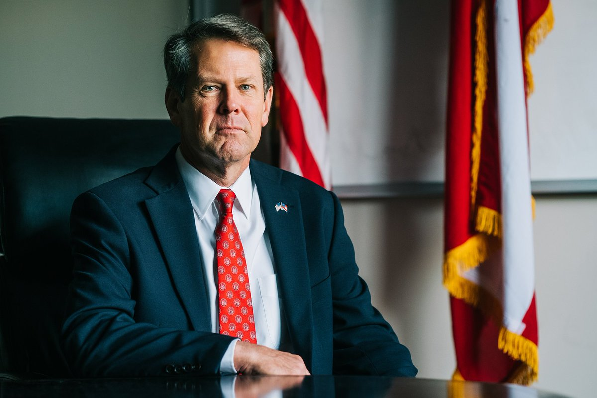 Kemp defends decision to reopen Georgia after Trump rebuke
