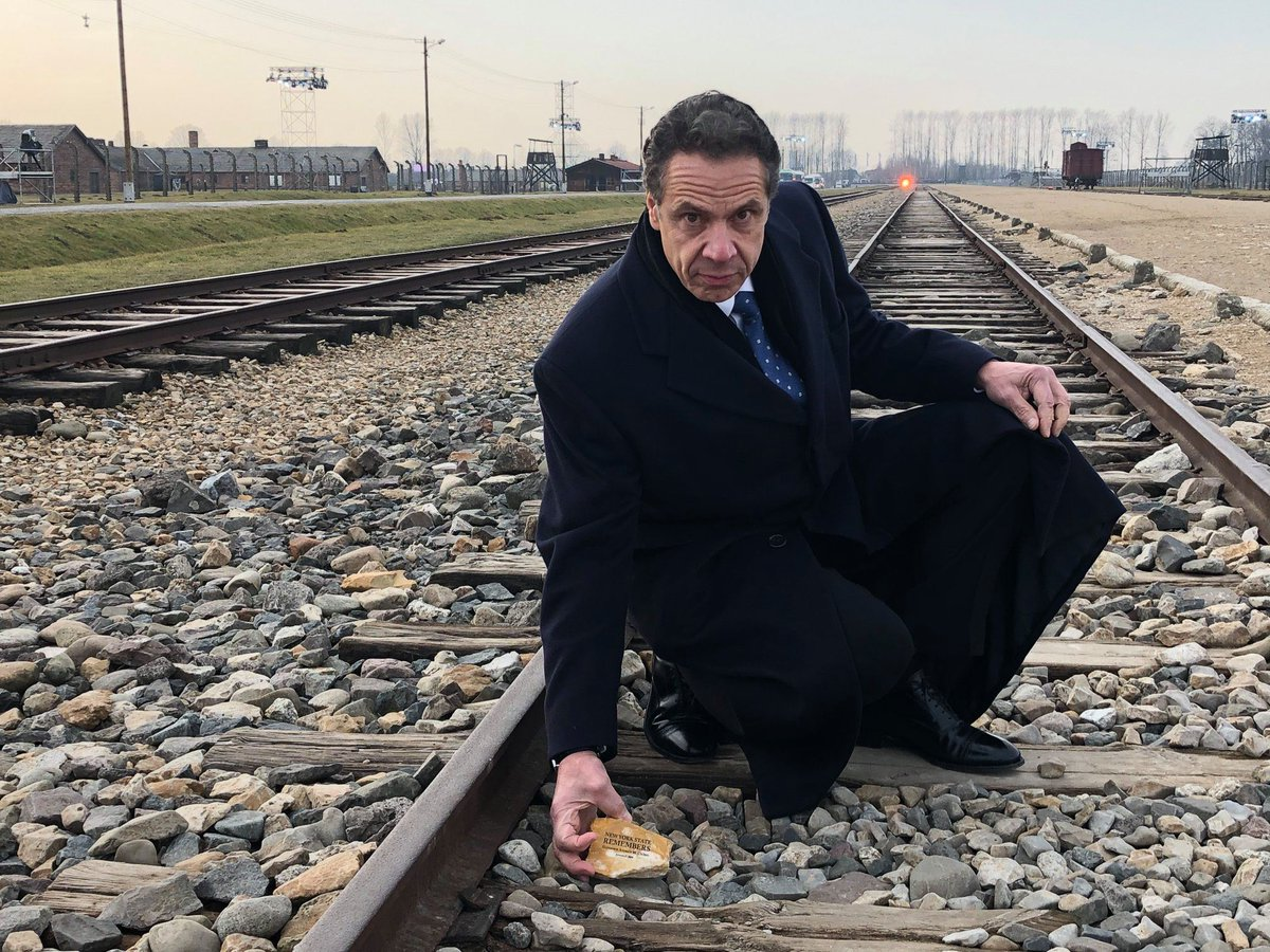 Andrew Cuomo On Twitter This Yomhashoah We Solemnly Remember The Six Million Jewish Men Women And Children Killed In The Holocaust We Stand In Solidarity With The Jewish Community In New York