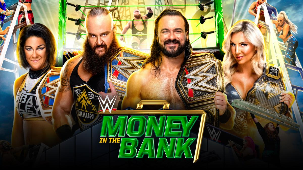 New Competitor Set For WWE Money In The Bank, WWE Announces Final Qualifying Matches