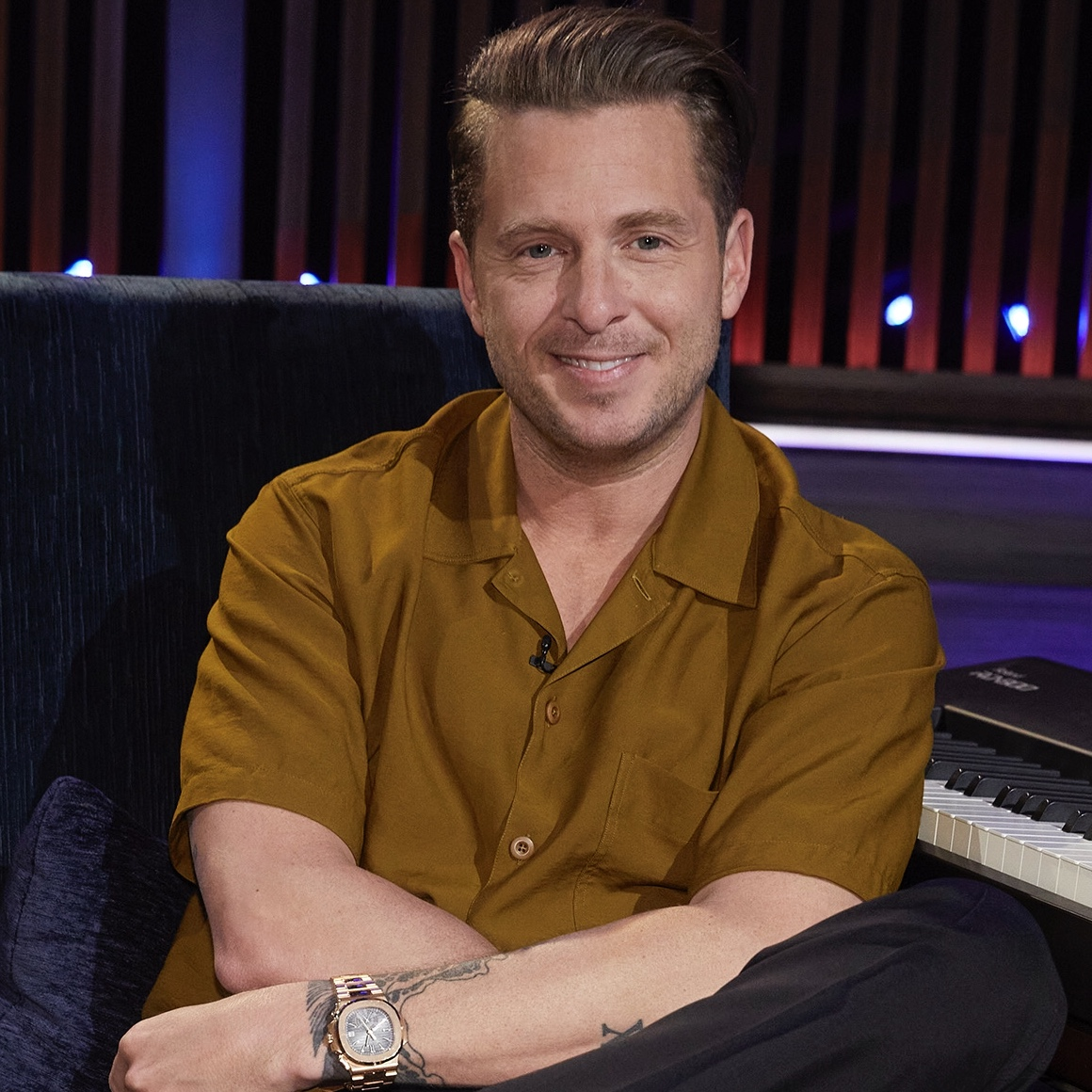 Replying to @NBCSongland: Guitar ☑️ Singing ☑️ @RyanTedder ☑️