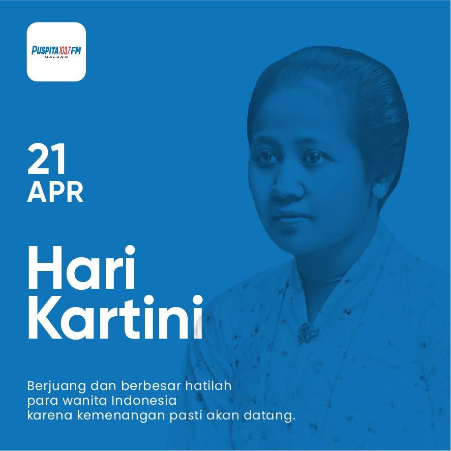103 7 Fm Na Twitteru Jadikan Semangat Juang Ra Kartini Sebagai