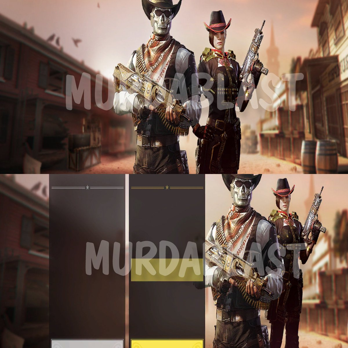 Call Of Duty Mobile On Twitter New Battle Pass Characters Cowboy Ghost And New Female Character Skin