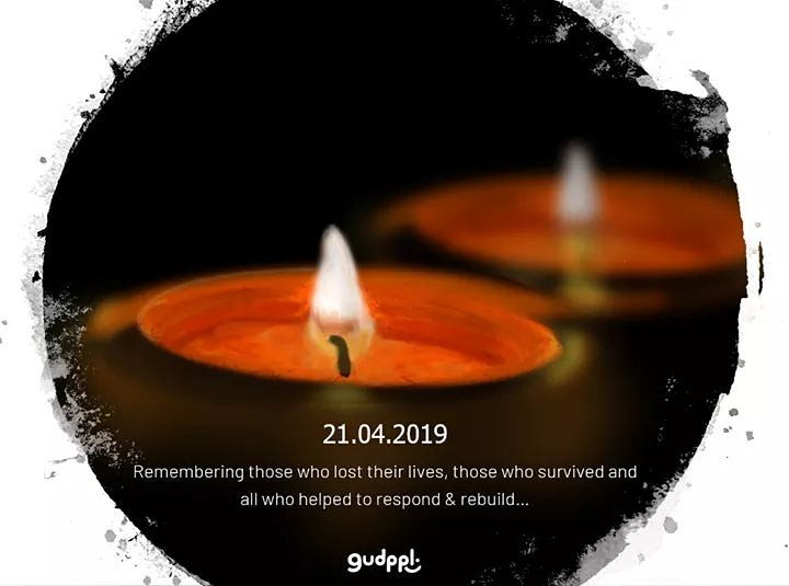 Remembering those who lost their lives, those who survived and all who helped to respond & rebuild…  #EasterSundayAttacks #lka #SriLanka https://t.co/moOlg6AoSL