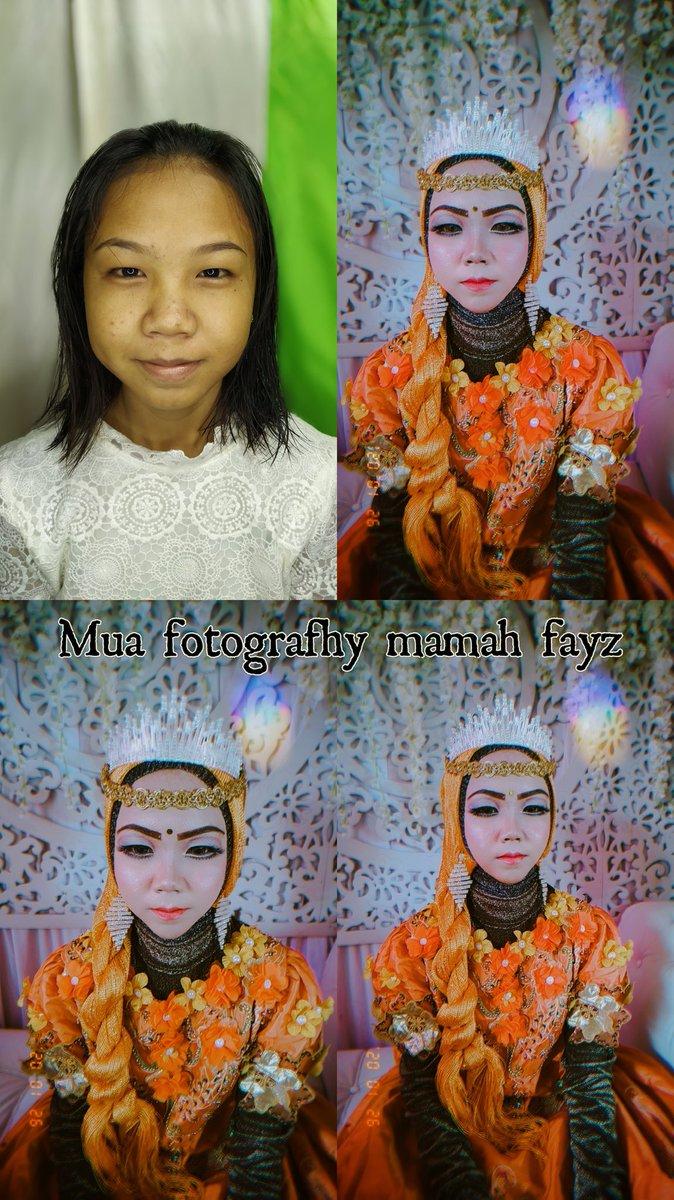 Makeup fotografhy mamah fayz 💄💄#prewedding #riaspengantinlamandau #makeuplamandau #riaslamandau  #riasfashion  #hijabfashion #hijabpesta #lamandau #nangabulik #kalteng #lamandausega #iloveyou #kalimantantengah  #latepost  #insfirasinikah #fayzcollection https://t.co/7AAqZkgcvf