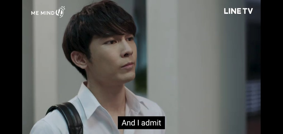 moving on,, isang scene that deserves all the praise ayy nung inamin ni tharn na hinawakan niya si type without consent