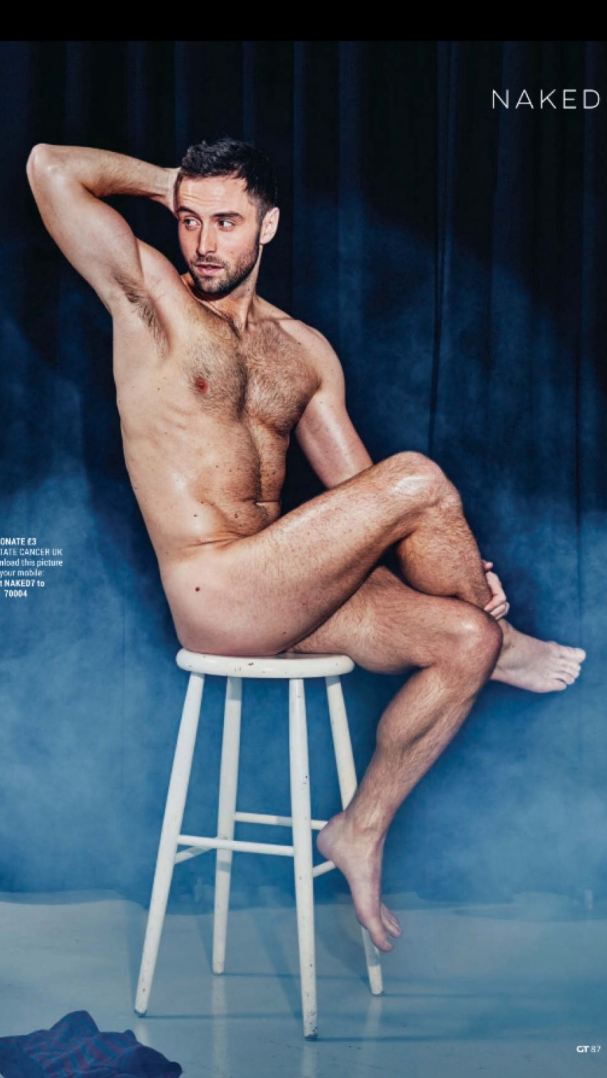 Mans Zelmerlow Naked