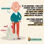 Image for the Tweet beginning: .@EsmasAlcorcon pide colaboración a los