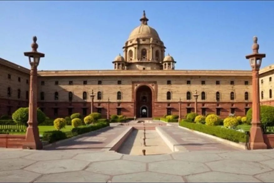 COVID-19 : After one tests positive, 100 families self-isolate at Rashtrapati Bhavan