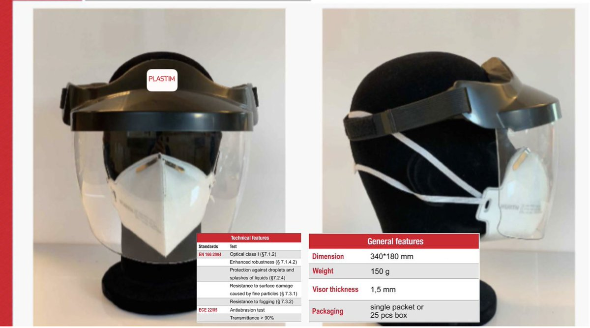 Our production is currently unaffected and we are prioritising PPE - meeting EN166 standards, our face masks are anti-fog, high quality and to precise requirements.  https://t.co/NnXJyt4o1o #UKMfg #PitstopChallenge  @McLarenF1  #PoliceUK  @GlosLiveOnline https://t.co/bwIwrTnKmu