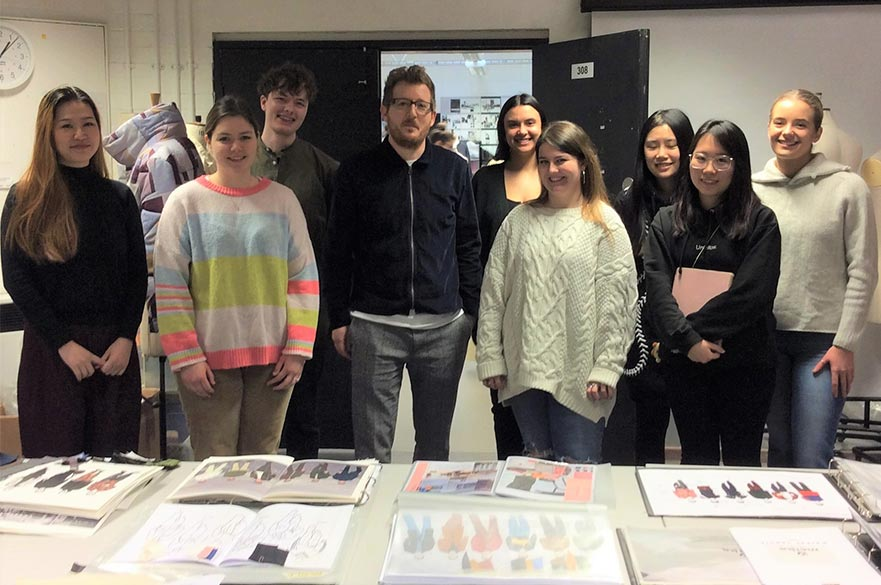 Nottingham Trent University On Twitter Ntu Fashion Design Students Worked With Menswear Brand Melka To Create A Range Of Sustainable Designs Henry Mccready Won The Challenge With His Designs Inspired By Swedish