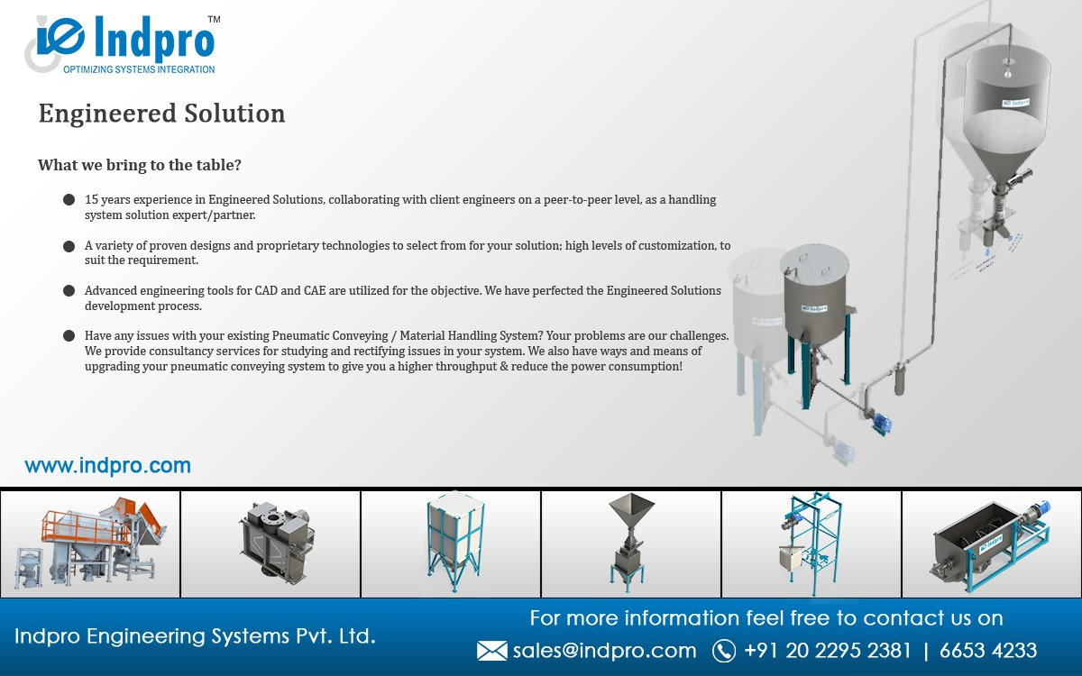Indpro Engineering Systems Indpro Engg Twitter