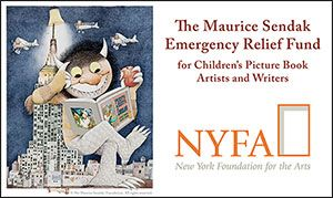 Calling all picture book authors and illustrators! The Maurice Sendak Emergency Relief Fund,  will distribute unrestricted grants of up to $2,500 apiece until the fund is depleted.  #WritingCommunity @PublishersWkly