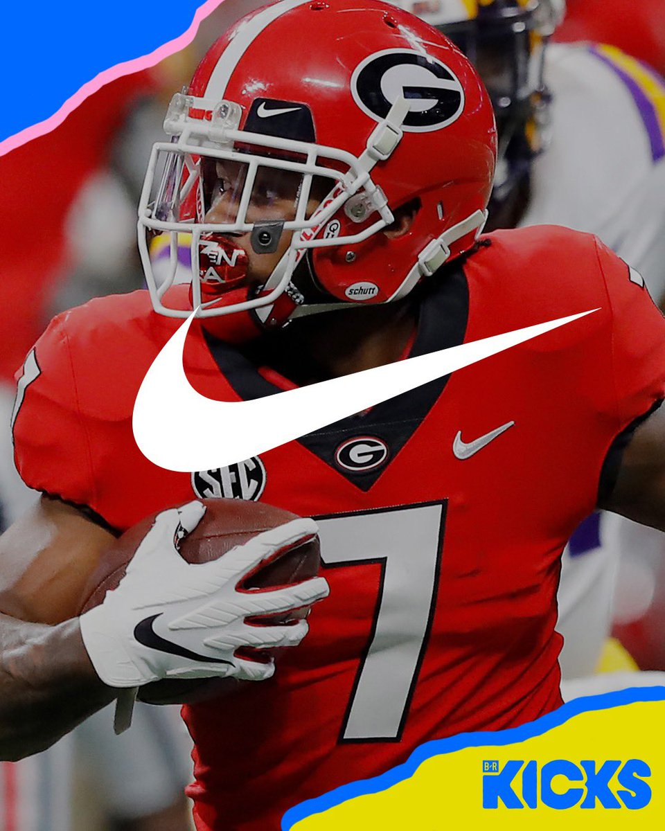 .@DAndreSwift has signed with Nike