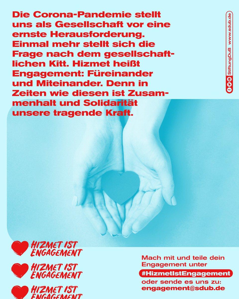 #HizmetIstEngagement